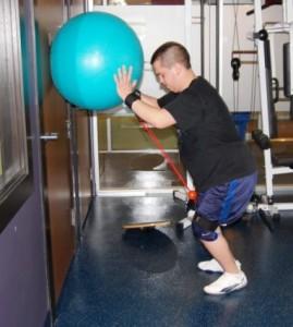 Active Rehab gym