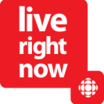 logo CBC Live Right Now